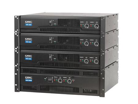 qsc cmx800v定阻功放    cmx系列产品拥有完善的感应电路来保证功放