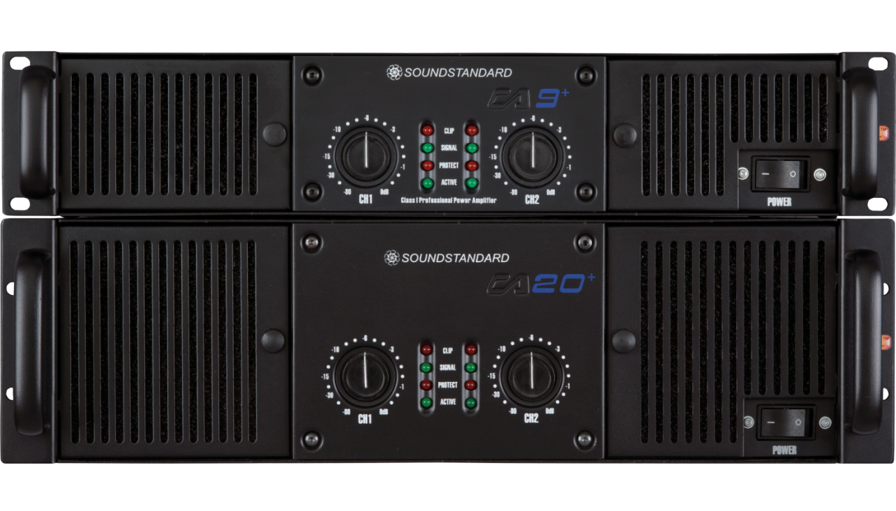 soundstandard声准 (ca9 /ca12 /ca18 /ca20 )